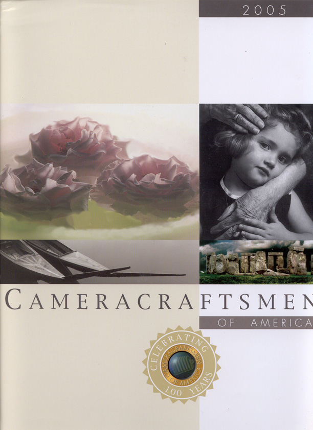 BOOK-Camercraftsmen Book-2005-Signed