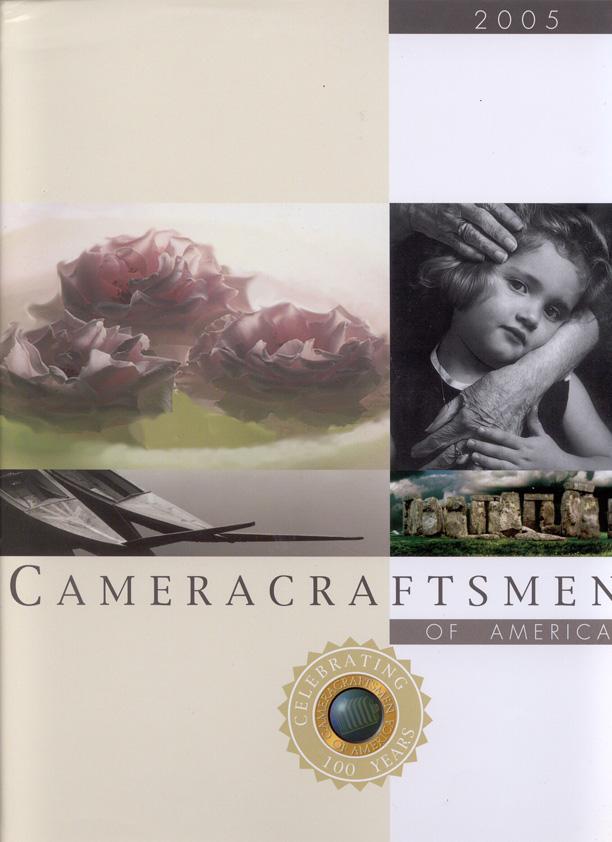BOOK-Camercraftsmen Book-2005-Signed