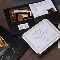 Signature Portrait Package or Gift Certificate